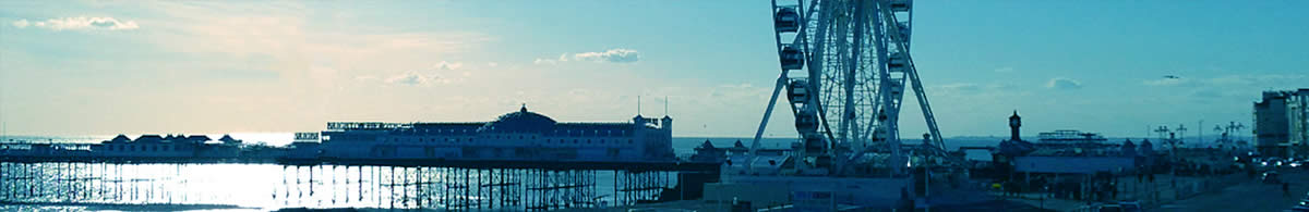 View of Brighton Pier & Wheel