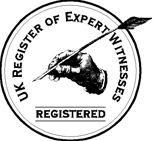 Register of Expert Witness Logo